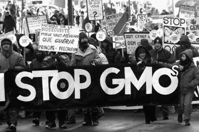 Anti- GMO Propoganda, International Day of Farmer's Struggle Against GMOs and Patents on Life is observed on April 17th